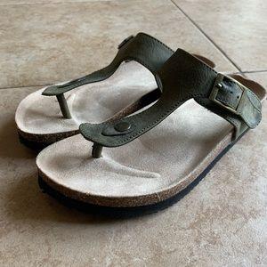 Cliffs Birkenstock sandals